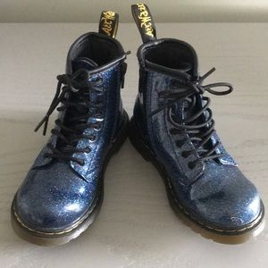 Dr. Martins toddler boots size 10